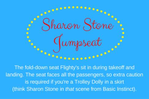 Sharon Stone Jumpseat