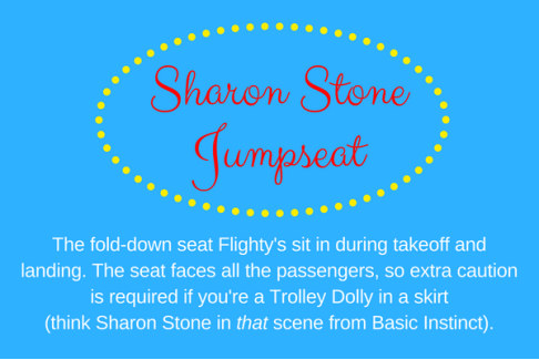 Sharon Stone Jumpseat
